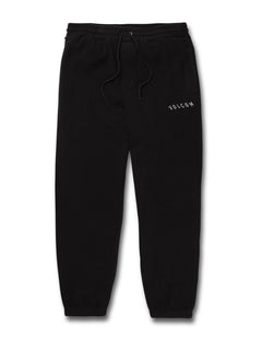 HEVER FLEECE PANT (A1232002_BLK) [F]