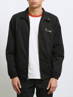 Whitewater Jacket - Black