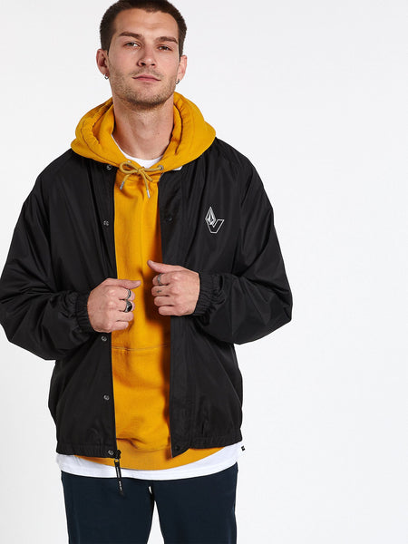 CJ Collins Windbreaker - Black