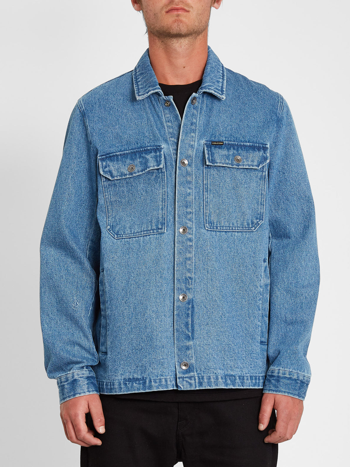 Likeaton Jacket - Denim (A1512105_DEN) [10]