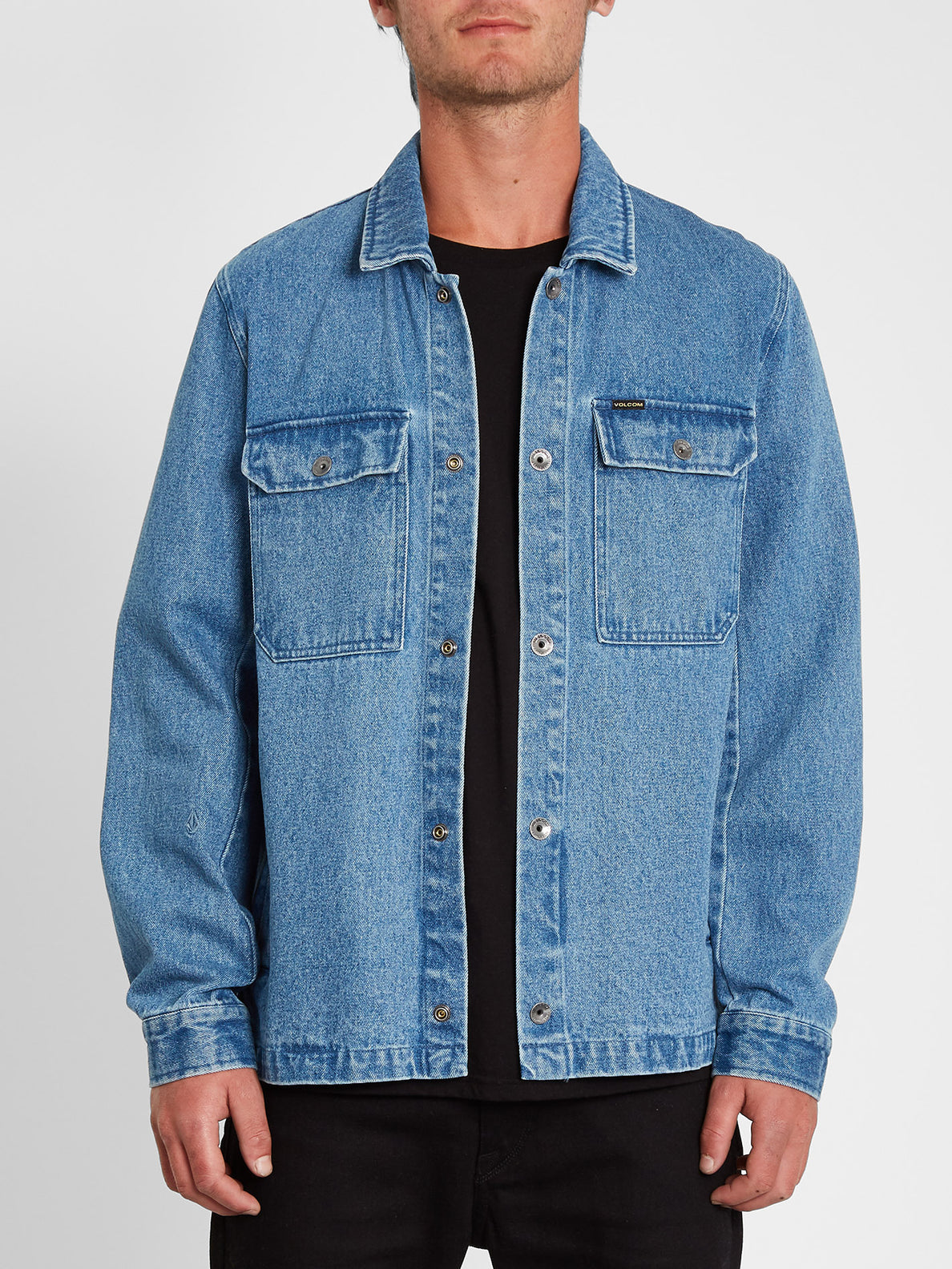 Likeaton Jacket - Denim (A1512105_DEN) [2]