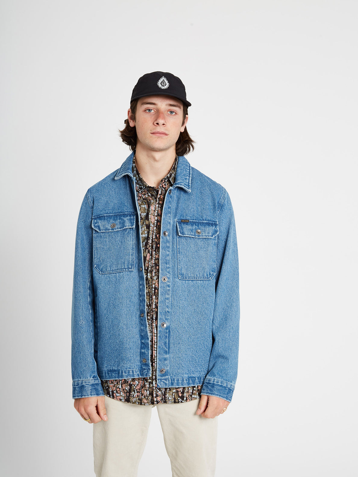 Likeaton Jacket - Denim (A1512105_DEN) [F]