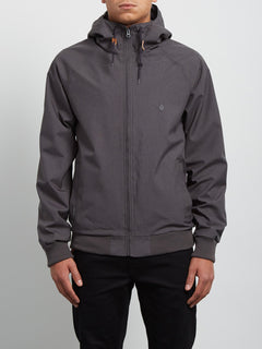 Raynan Jacket - Heather Grey