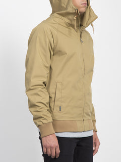 Raynan Jacket  - Dark Khaki