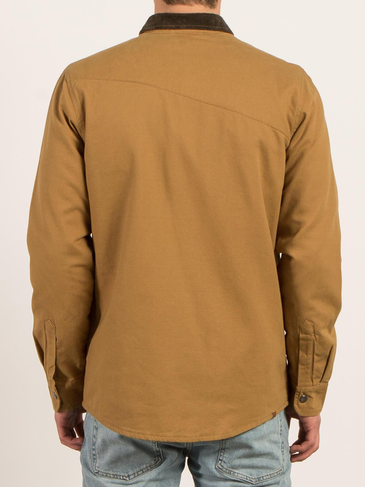 Larkin Jacket - Burnt Khaki