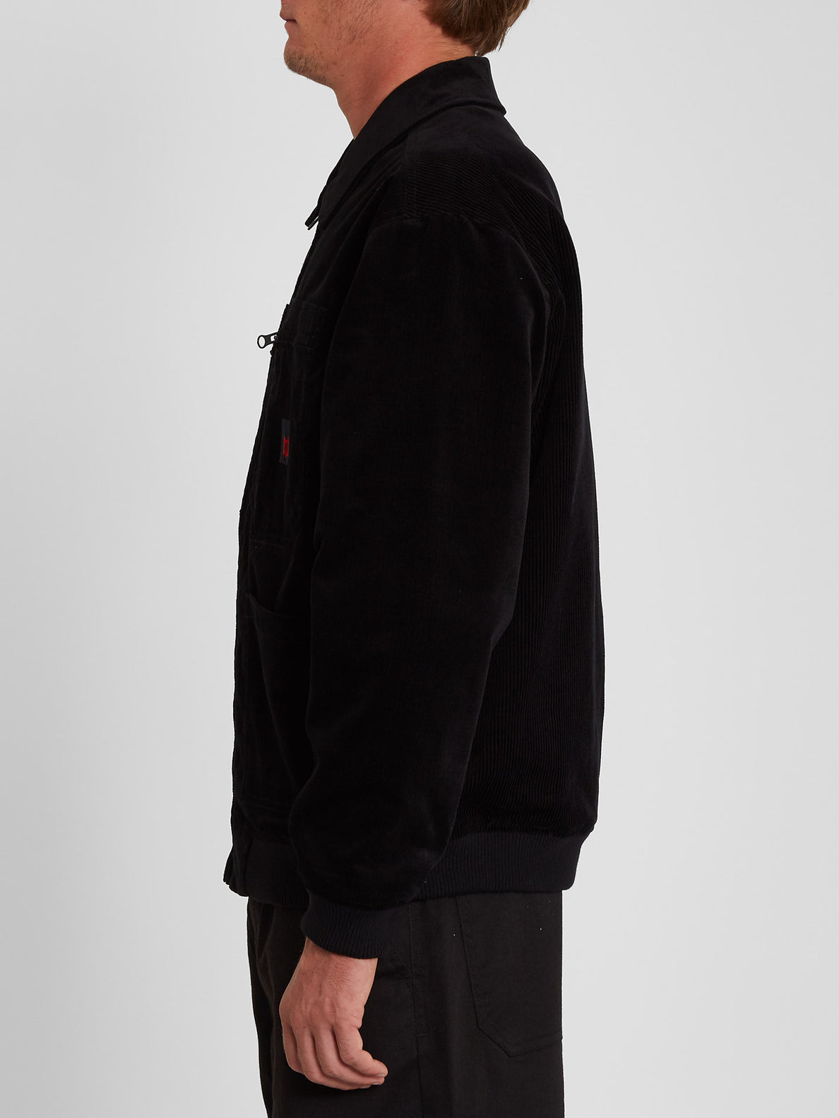 Averted Visions Jacket - BLACK (A1642007_BLK) [1]