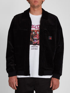 Averted Visions Jacket - BLACK (A1642007_BLK) [2]