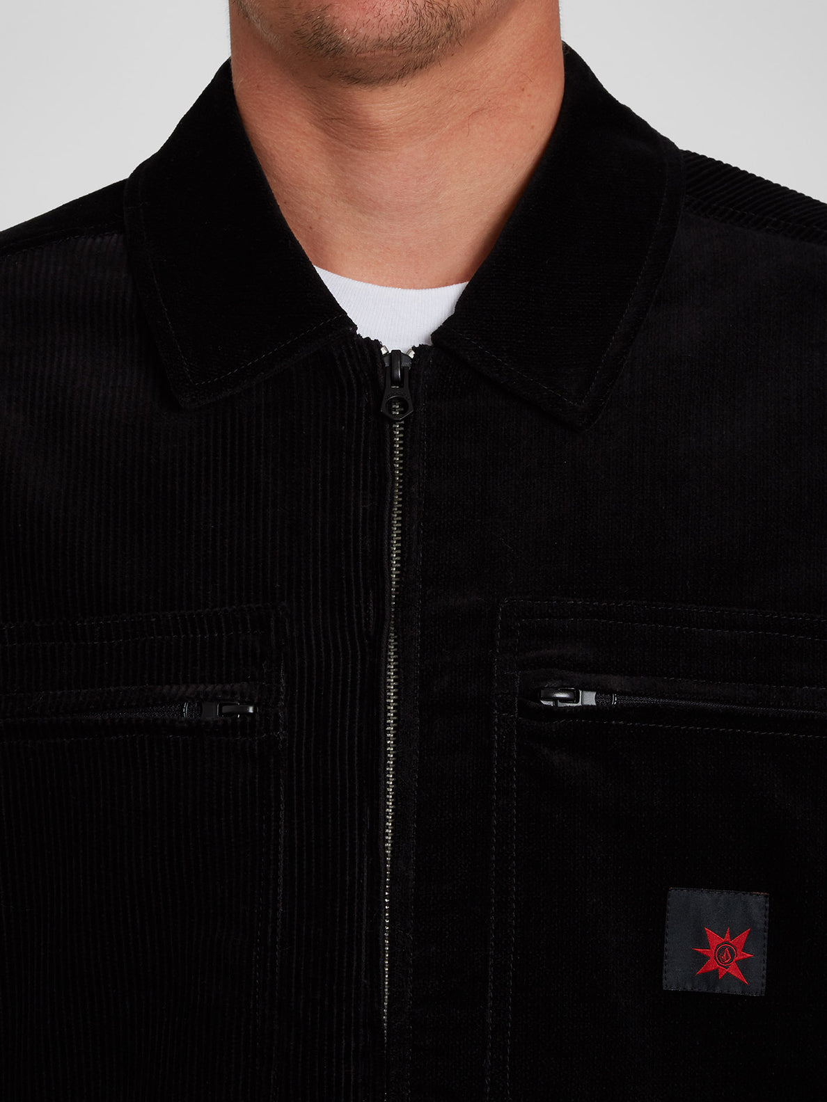 Averted Visions Jacket - BLACK (A1642007_BLK) [3]