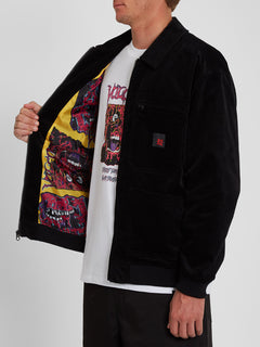 Averted Visions Jacket - BLACK (A1642007_BLK) [4]