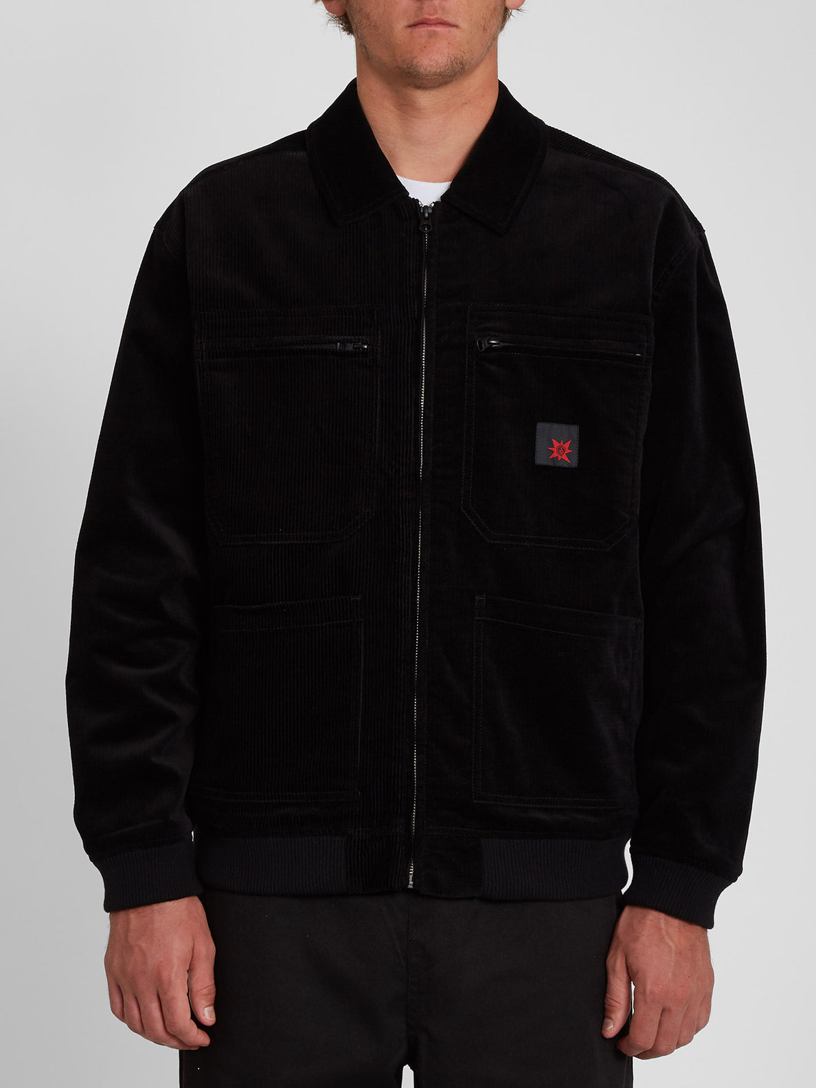 Averted Visions Jacket - BLACK (A1642007_BLK) [F]