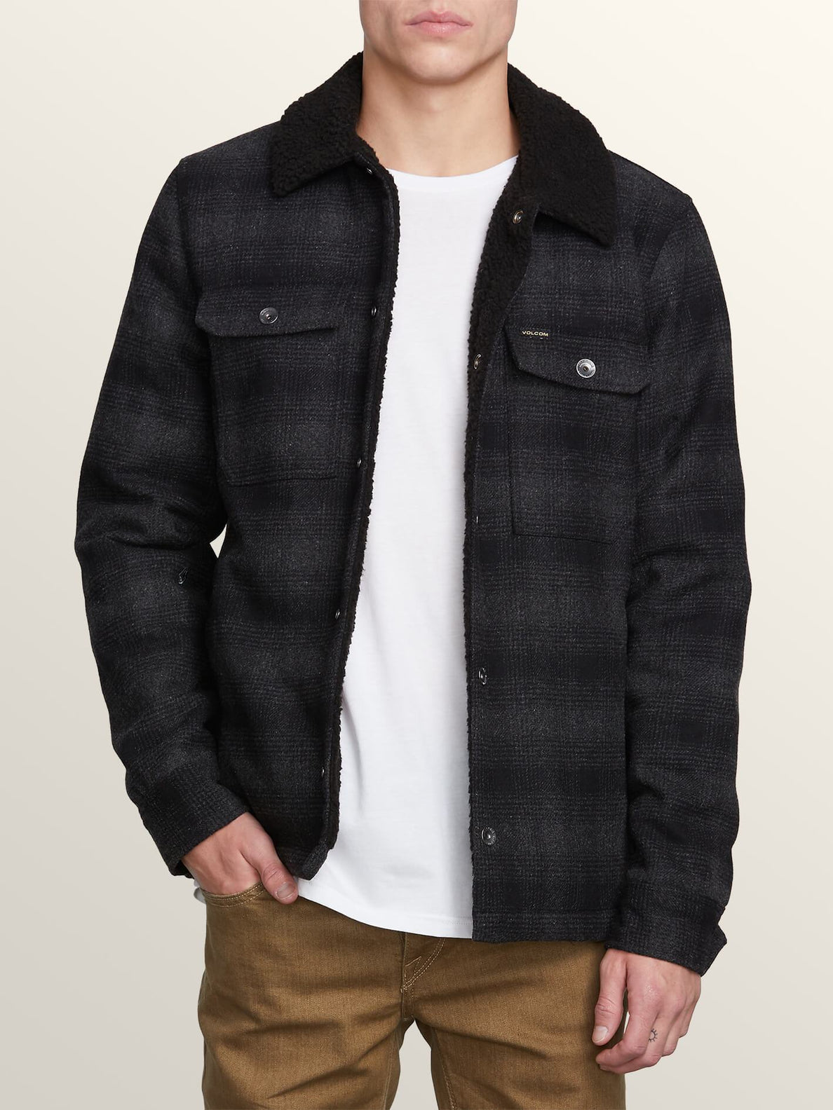 Keaton Jacket - Grey