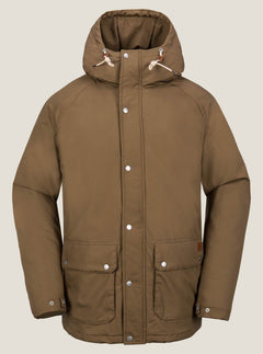 Wenson Winter Parka - Mud