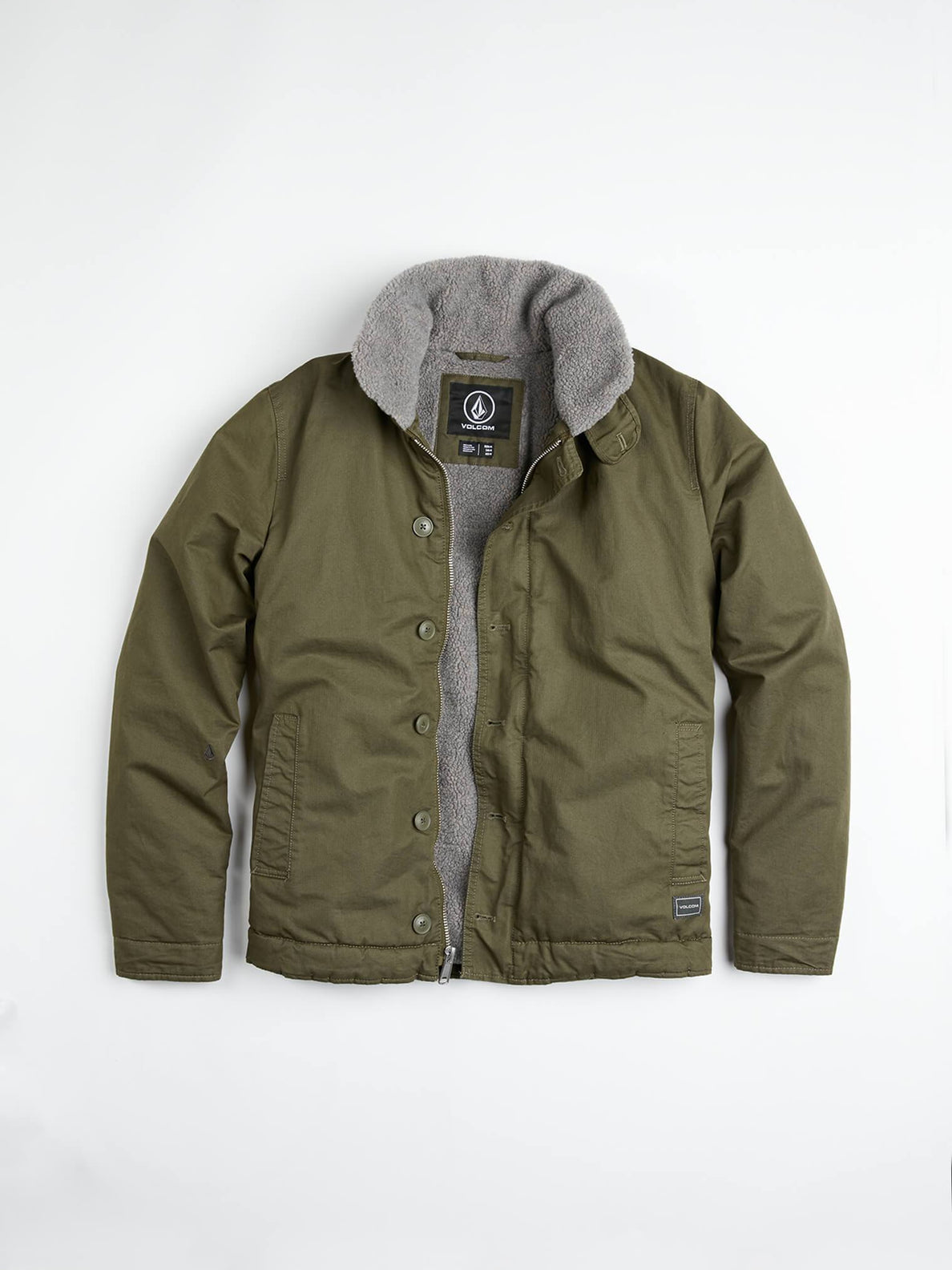 DELMUT JACKET MILITARY