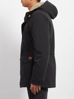 Starget Jacket - Black