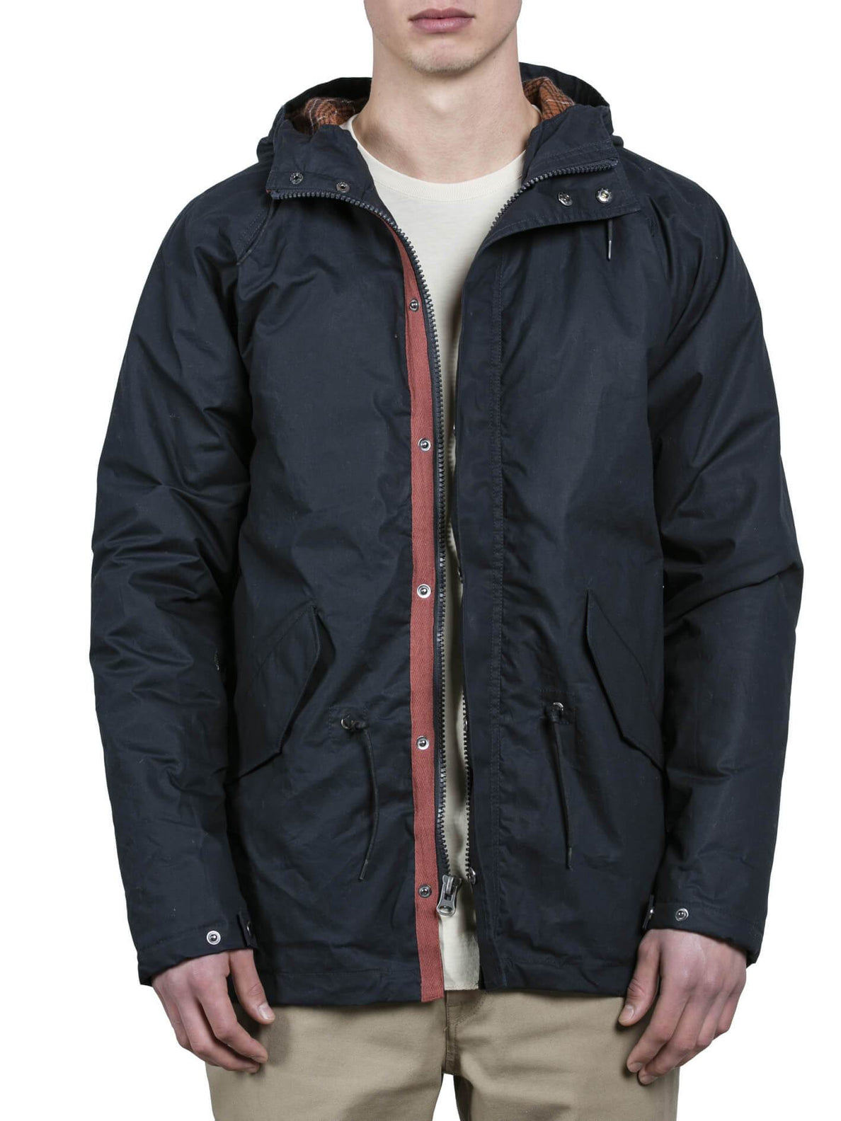 LANE WINTER PARKA NAVY