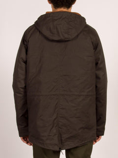 LANE WINTER PARKA STEALTH