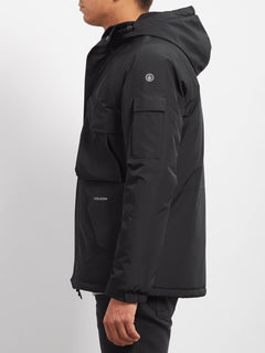 Disconnected Jacket - Black
