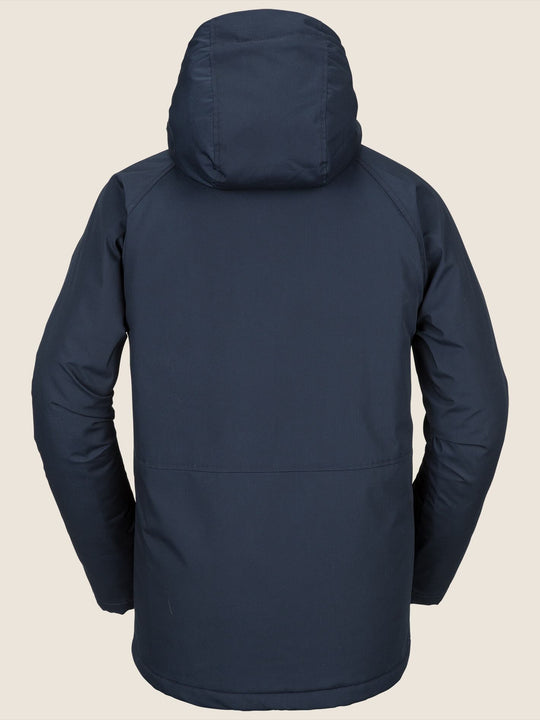 Renton Winter Jacket - Navy