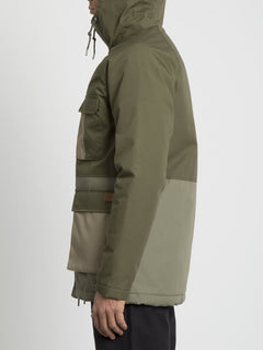 Renton Winter 5K Jacket - Army Green Combo (A1731907_ARC) [1]