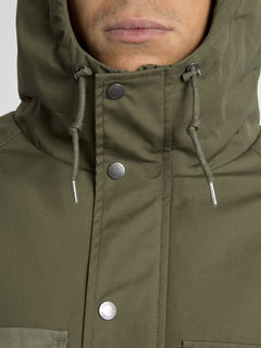 Renton Winter 5K Jacket - Army Green Combo (A1731907_ARC) [6]