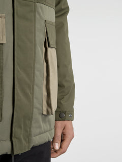 Renton Winter 5K Jacket - Army Green Combo (A1731907_ARC) [8]