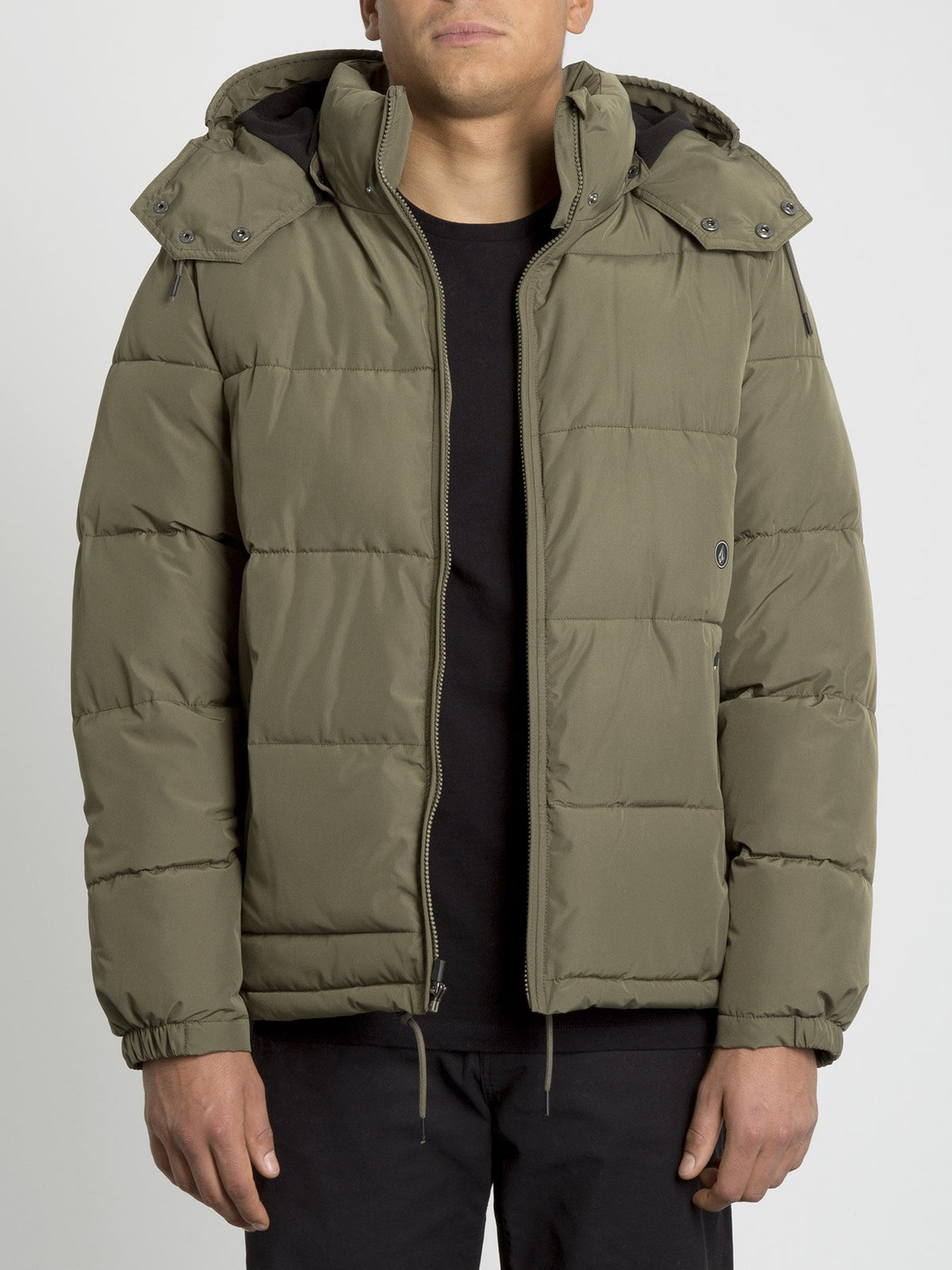Artic Loon 5K Jacket - Army Green Combo (A1731914_ARC) [2]