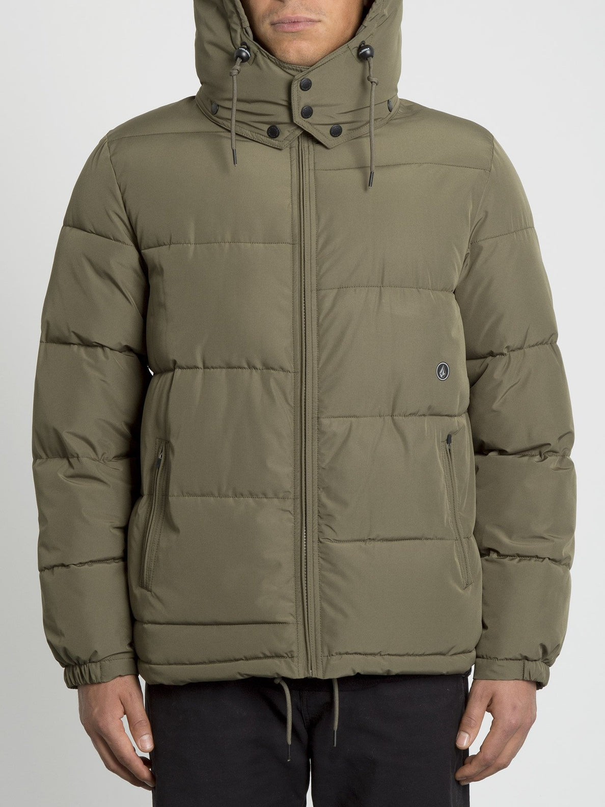Artic Loon 5K Jacket - Army Green Combo (A1731914_ARC) [5]
