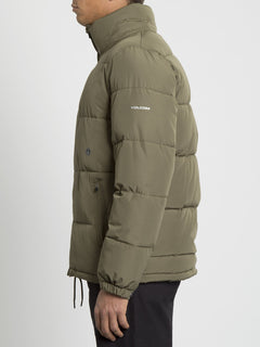 Artic Loon 5K Jacket - Army Green Combo (A1731914_ARC) [6]
