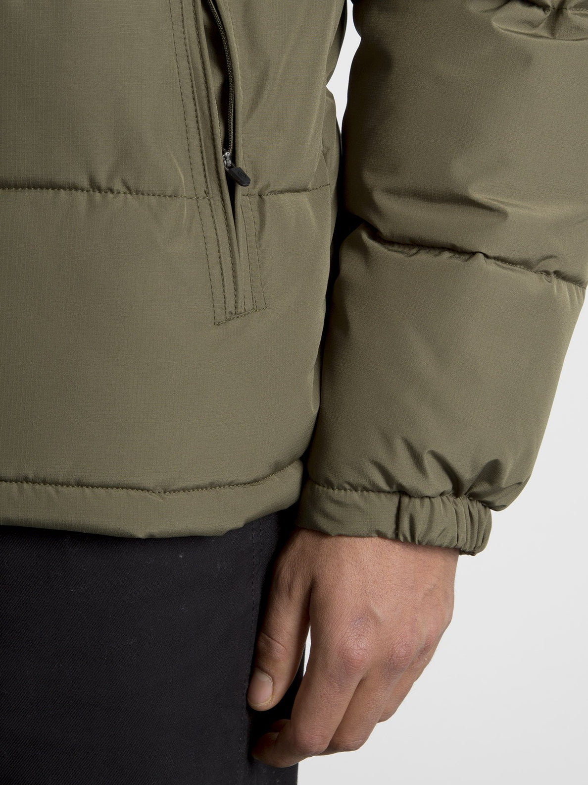 Artic Loon 5K Jacket - Army Green Combo (A1731914_ARC) [7]