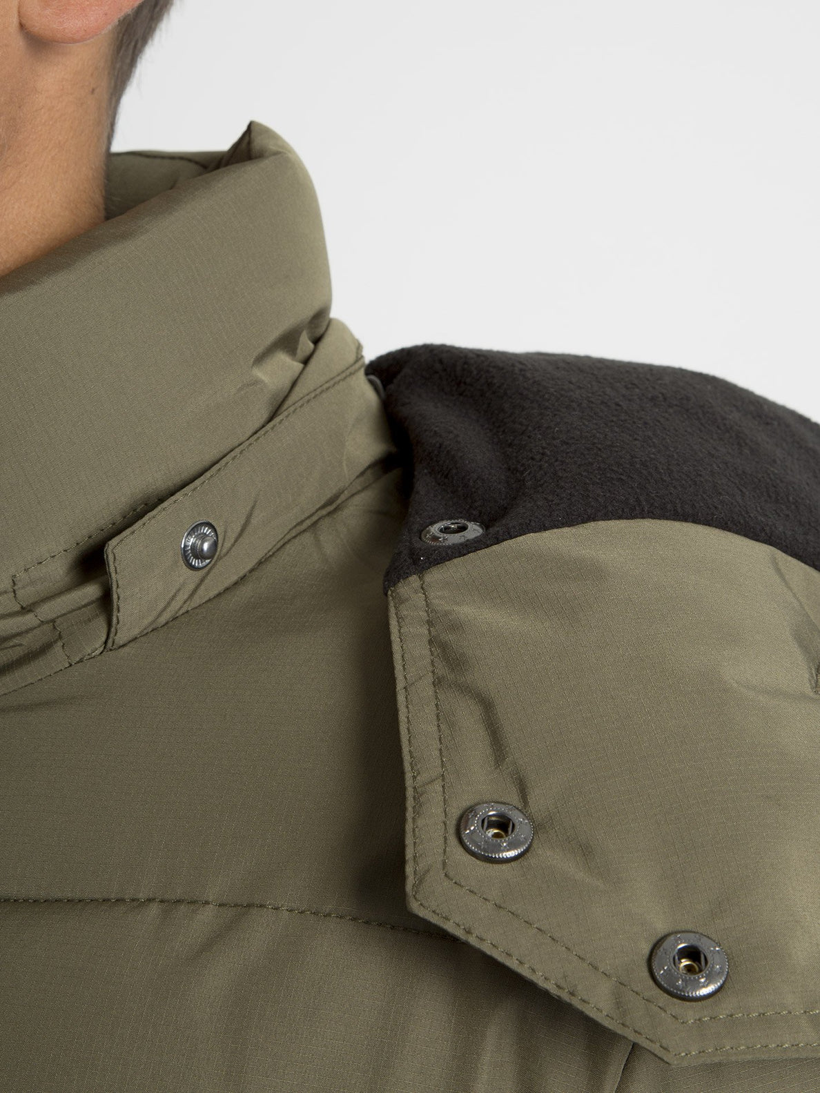Artic Loon 5K Jacket - Army Green Combo (A1731914_ARC) [8]