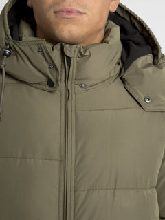 Artic Loon 5K Jacket - Army Green Combo (A1731914_ARC) [9]