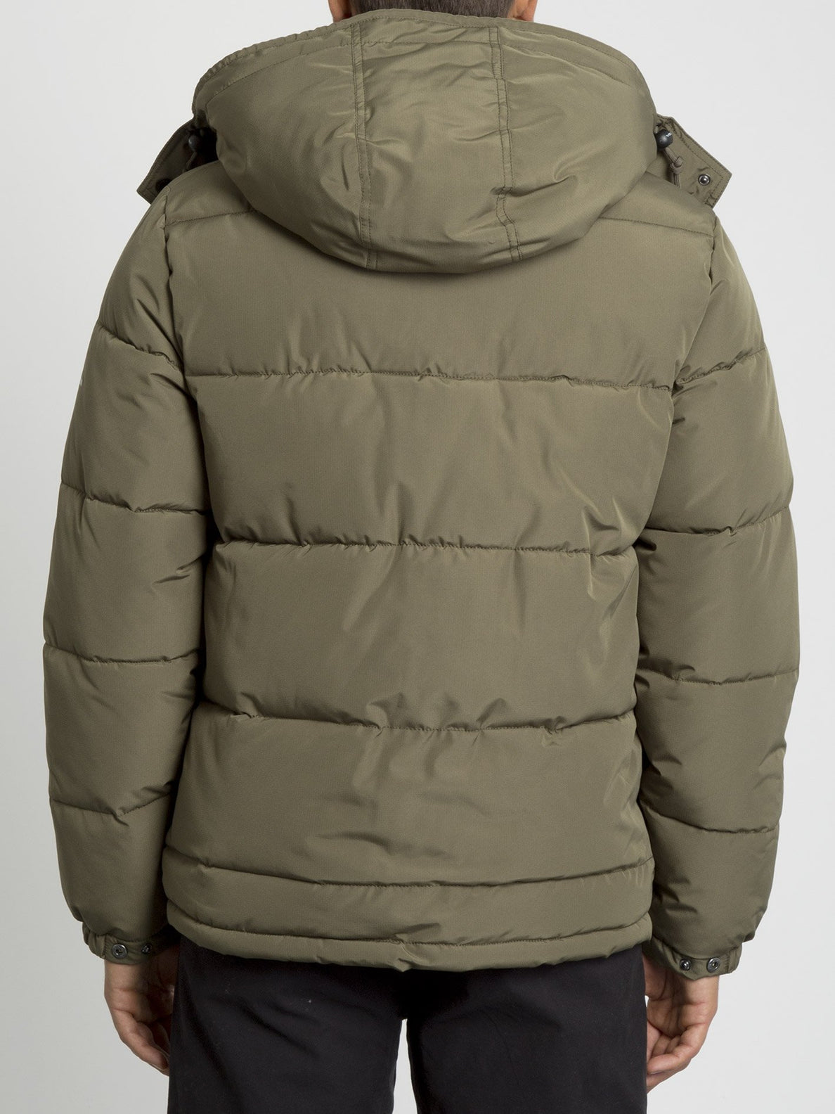 Artic Loon 5K Jacket - Army Green Combo (A1731914_ARC) [B]