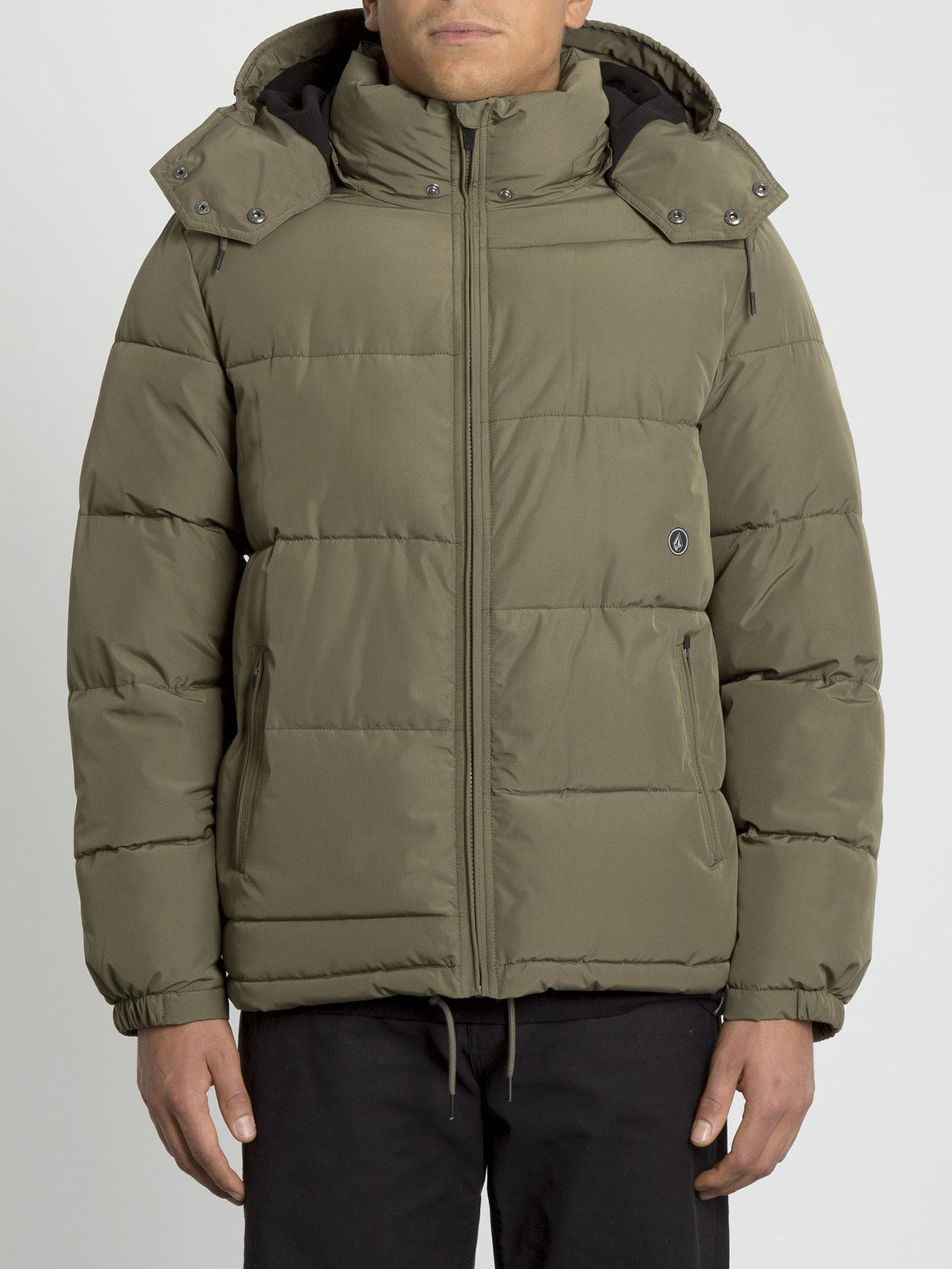Artic Loon 5K Jacket - Army Green Combo (A1731914_ARC) [F]