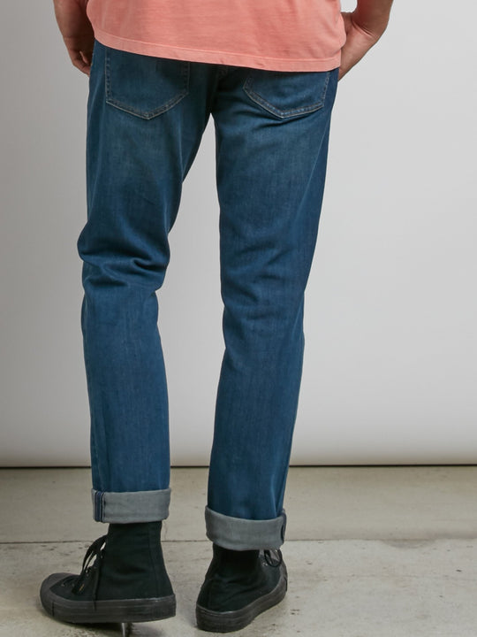 Vorta Slim Fit Jeans - Dust Bowl Indigo