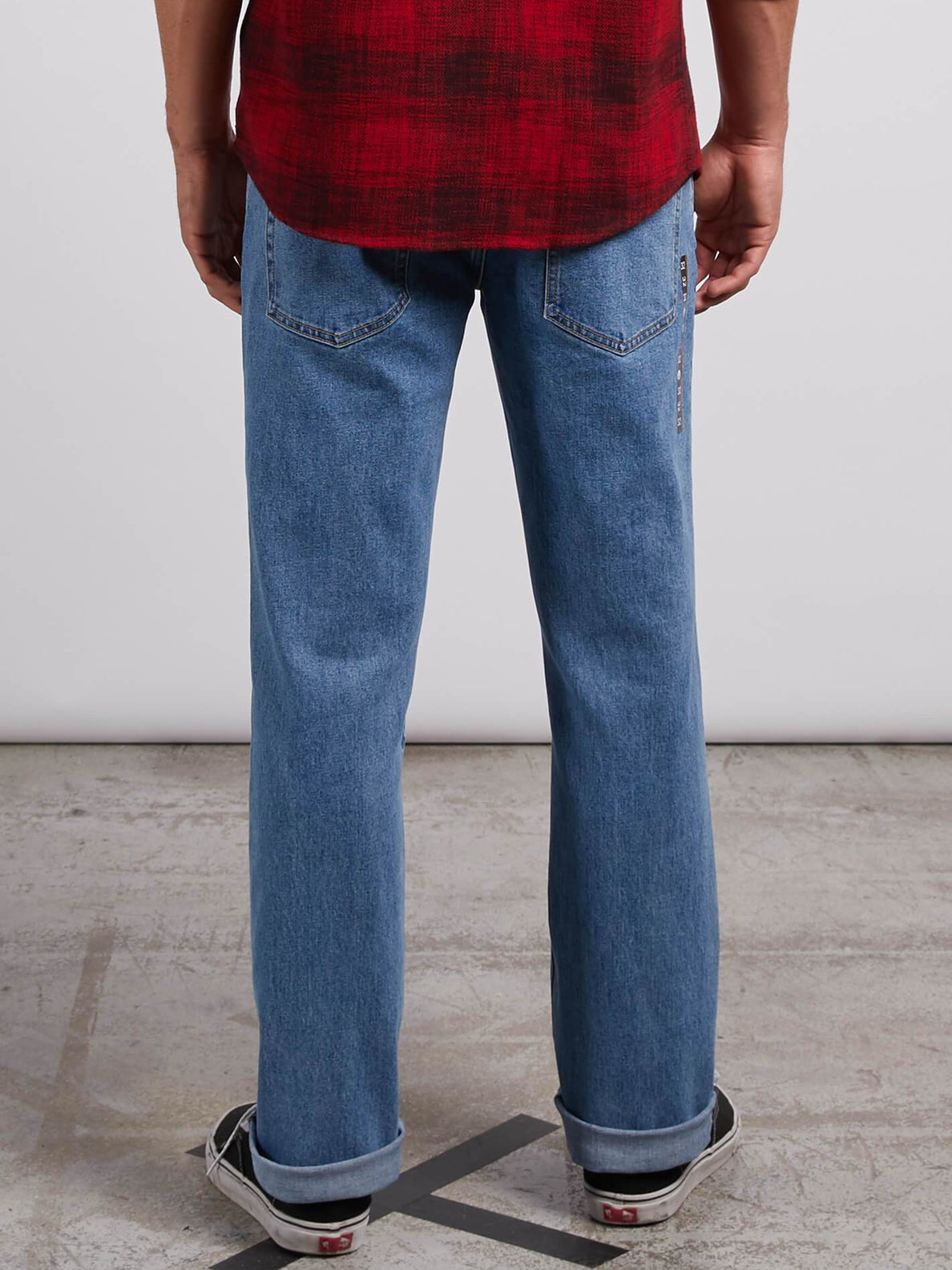 Solver Modern Fit Jeans - Stone Blue