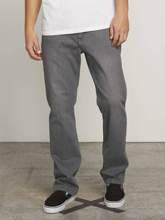 Kinkade Regular Fit Jeans - Grey Vintage