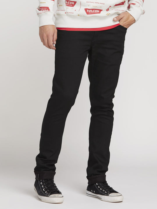 2X4 Denim - Black On Black (A1931510_BKB) [1]
