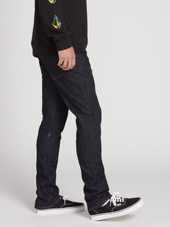 Solver Tapered Denim - Rinse (A1931603_RNS) [3]