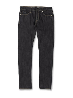 Solver Tapered Denim - Rinse (A1931603_RNS) [F]