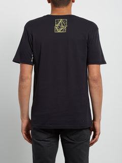 Edge Short Sleeve Tee - Black