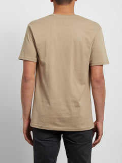 Sound Tee - Sand Brown