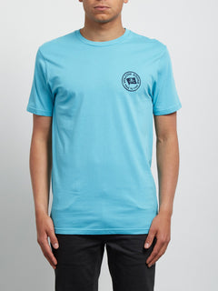Flag Tee - Blue Bird