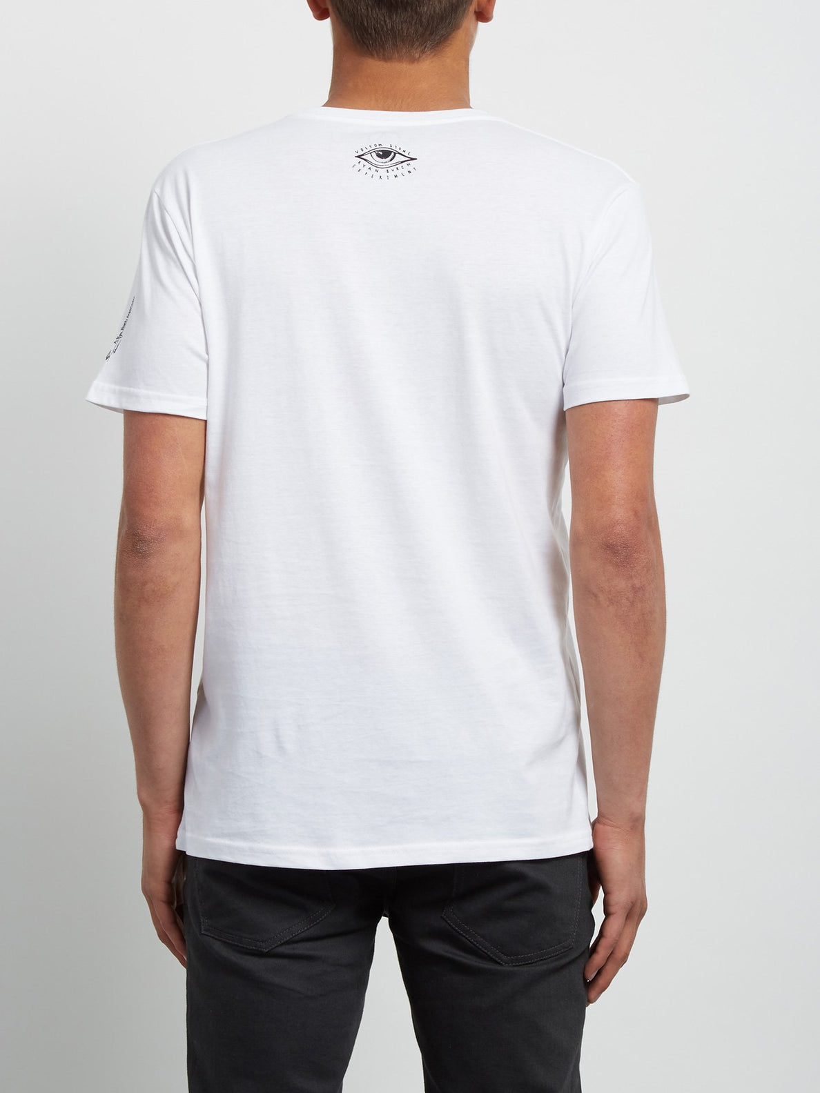 Burch Fom Short Sleeve Tee - White