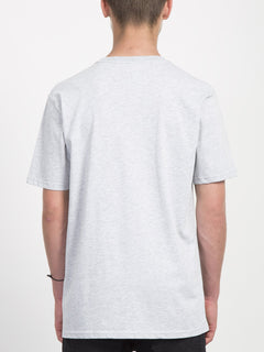 Cresticle T-shirt  - Heather Grey