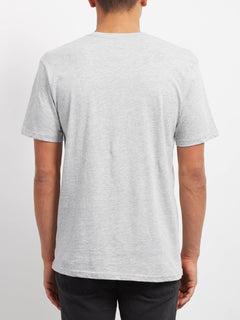 Crisp Stone T-shirt - Heather Grey