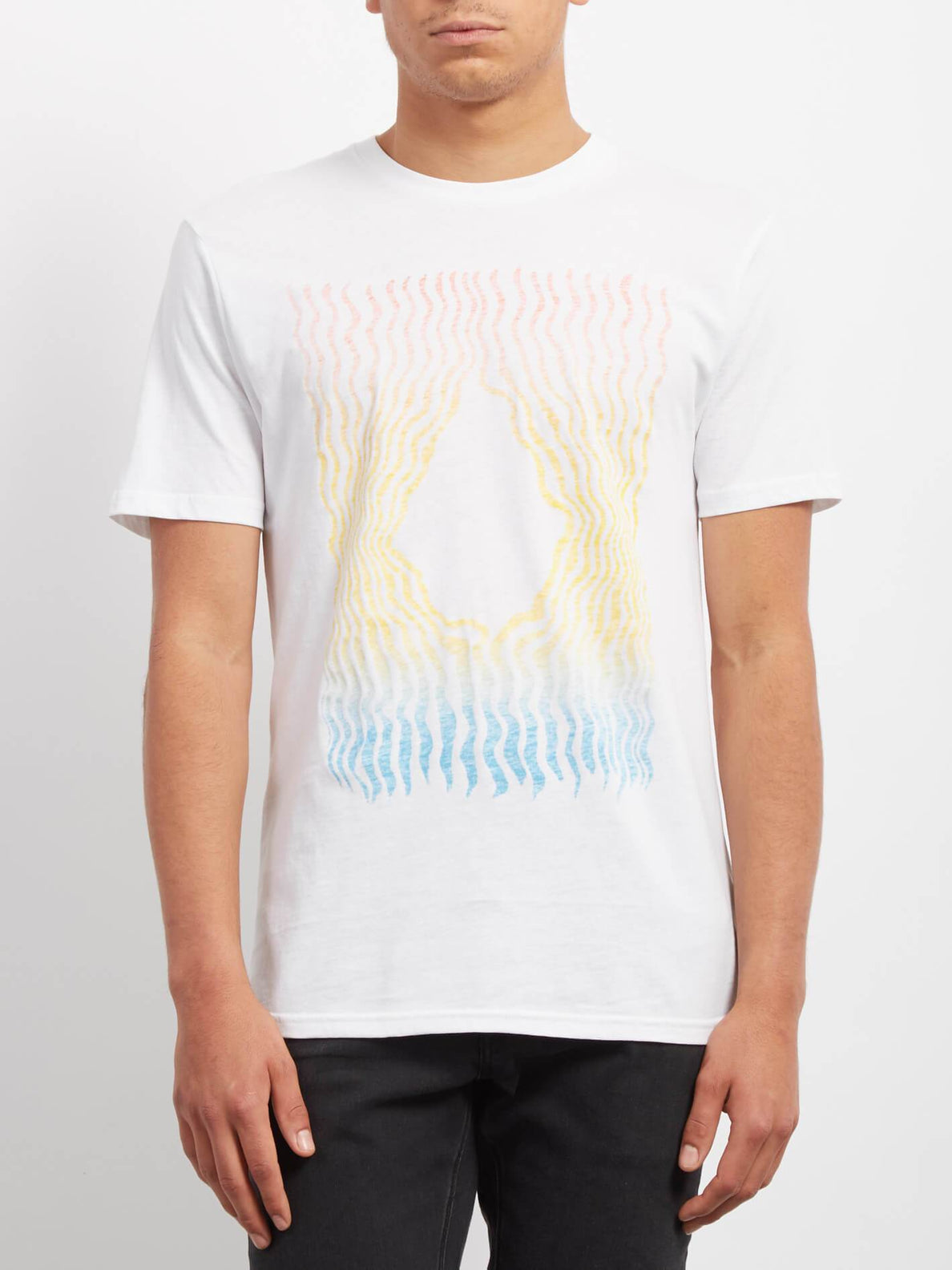 Wiggly T-shirt - White
