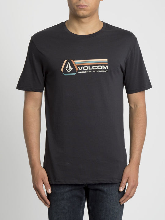 Descent T-shirt - Black (A3531956_BLK) [F]