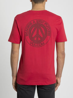 Conceiver T-shirt - Engine Red (A3531957_ENR) [B]
