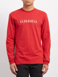 Phase  T-shirt - Engine Red