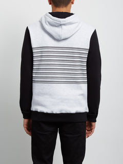 Threezy Hooded Pullover - Mist